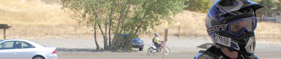 Long Distance Adventure Bikes Versus The Honda XR600R