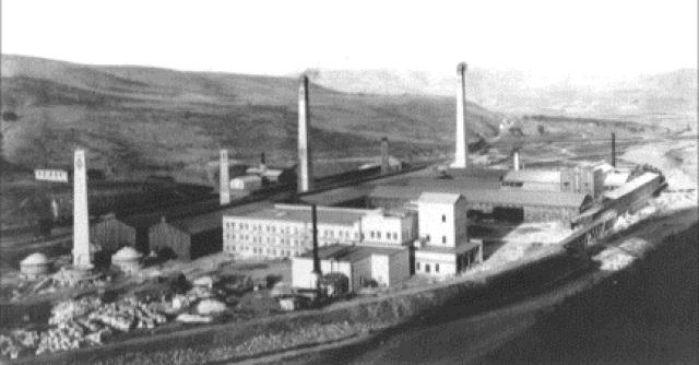 Carnegie brick factory