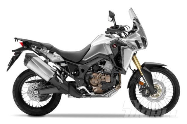 Honda CRF1000 Africa twin