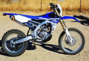 2015 Yamaha WR-250F