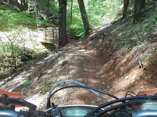 don amadorsb 249 engineered ohv trail