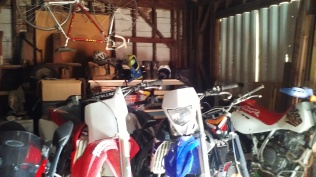 another view of my garage